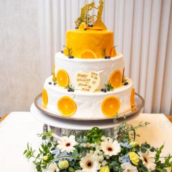 ウェディングケーキはなぜ3段なのか?🍰