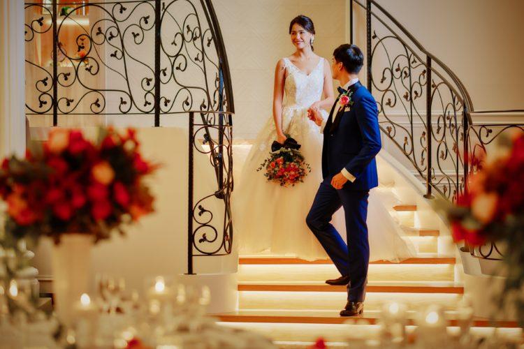 【1日2組限定】◆先輩花嫁が絶賛!国産和牛&絶品スイーツ!♪5つの多彩な会場コーディネートを見学&選べる成約特典付き理想の結婚式相談会