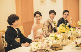 【NEW提案】挙式+食事会 ご親族と過ごす予算も安心の少人数ウェディングプラン