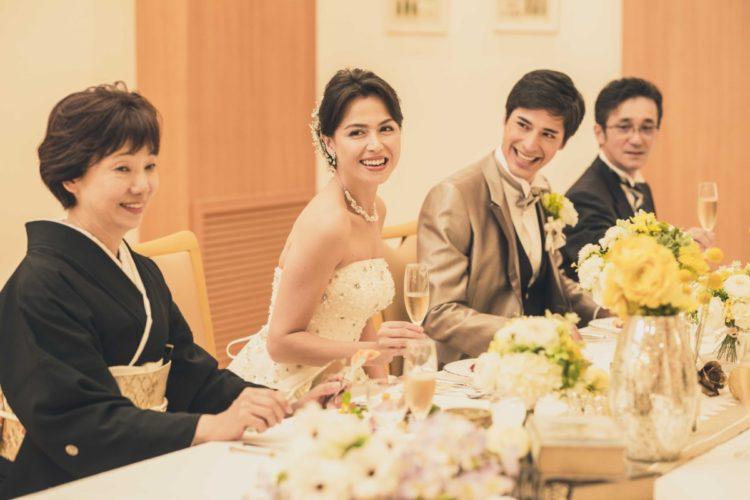 ファミリーウェディング❤少人数結婚式